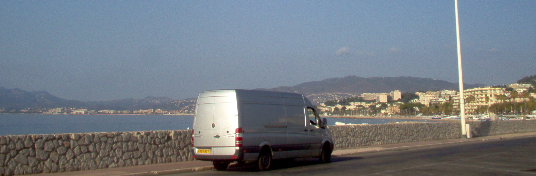 Removals to the South of France
